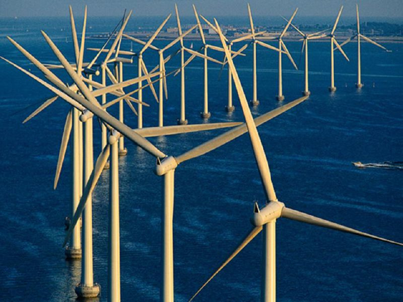 The Government's offshore wind announcement has been welcomed by green groups