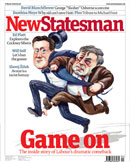 "The New Statesman think it's ""game on"" in the election"
