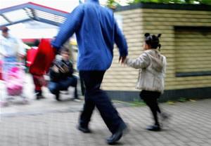 Child-walking-to-school