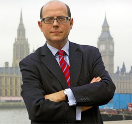 Nick Robinson is an odd choice for 'Blogger of the Year'
