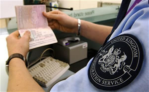 Border-patrolman-inspecting-passport