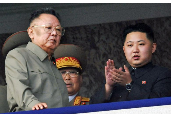 Kim-Jong-Il-Kim-Jong-Un