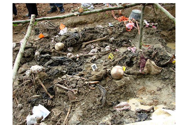Srebrenica-massacre-mass-grave