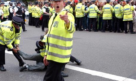 G20 policing