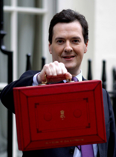 There's a big tax giveaway in this budget - but it's not for you...
