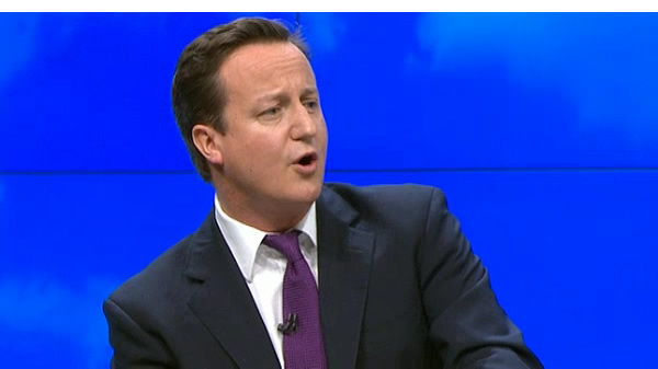 David-Cameron-Conservative-party-conference-speech-2011-foreign-affairs