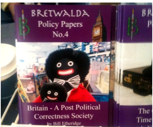 Tory-party-conference-golliwog