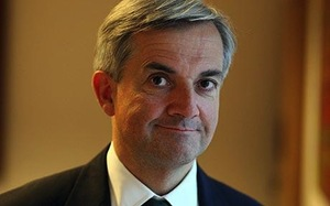 Stop trying to score points, Huhne - you've got enough already.