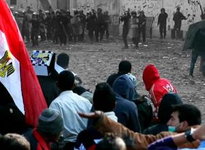 Egypt-Cairo-Tahrir-Square-violent-military-crackdown