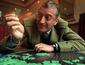 'Lord' Monckton, swivel-eyed climate change denier of the year.