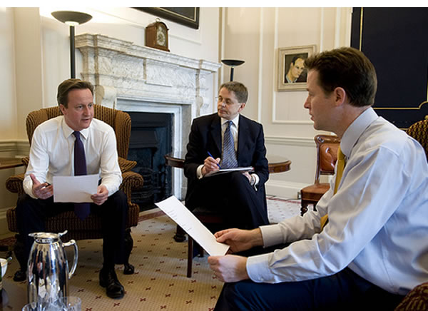 Nick-Clegg-David-Cameron-in-a-meeting