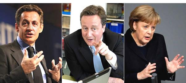 Nicolas-Sarkozy-David-Cameron-Angela-Merkel