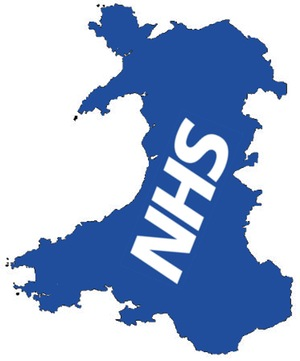 NHS Wales. It's like NHS England, but in Wales. Also, it will exist in ten years.