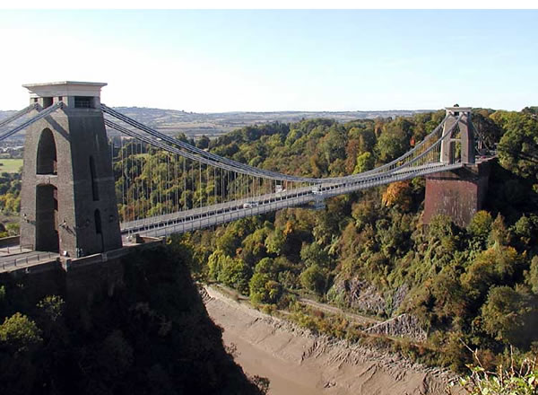 Bristol-Clifton-Suspension-Bridge