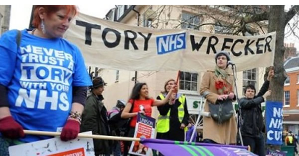 Chloe-Smith-Tory-NHS-wrecker-Never-trust-a-Tory-with-your-NHS