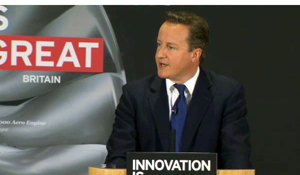 David-Cameron-innovation-speech