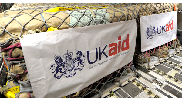 Department-for-International-Development-UK-aid-parcels