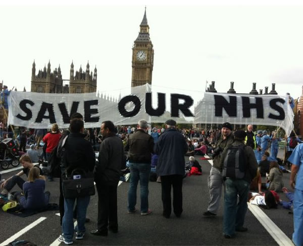 Westminster-Save-Our-NHS-rally