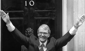 John-Major-1992-General-Election-victory-Downing-Street