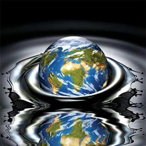 World-drowning-in-oil