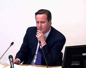 David-Cameron-Leveson-Inquiry
