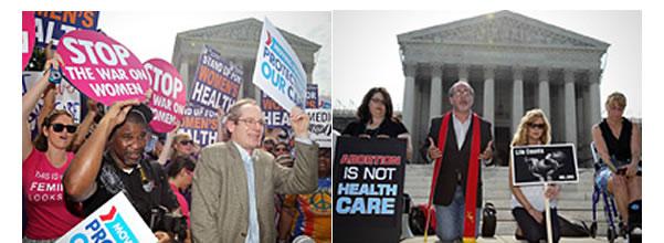 Obamacare-judgement-Supreme-Court-protesters