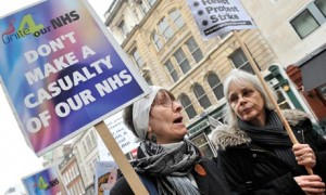 Protests-against-NHS-cuts
