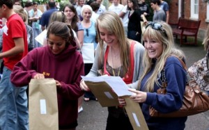 A-Level-results-day