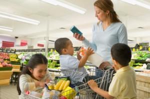 Family-shopping