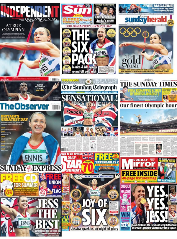 Olympic-front-pages-05-08-12