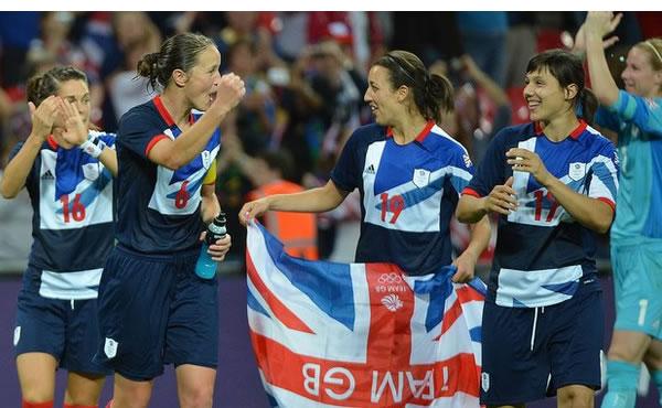 Team-GB-womens-football-team