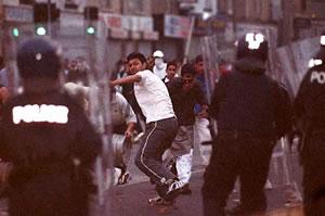 Bradford-riots