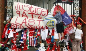 Hillsborough-tributes