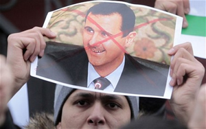 Anti-Assad-protest