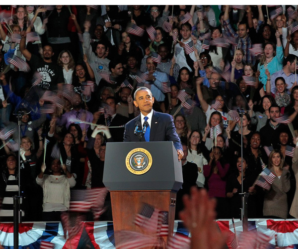 Barack Obama Victory Speech