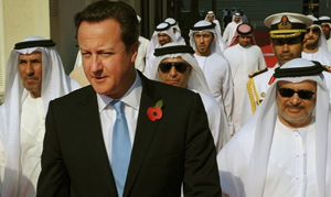 David-Cameron-Middle-East-arms-dealers-trip