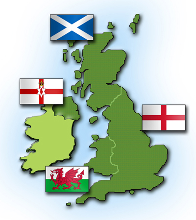 Map-of-the-devolved-uk