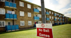 Council Housing Dagenham London