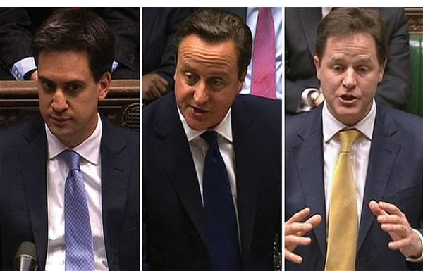 Ed-Miliband-David-Cameron-Nick-Clegg