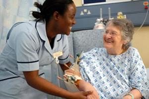 NHS-nurse