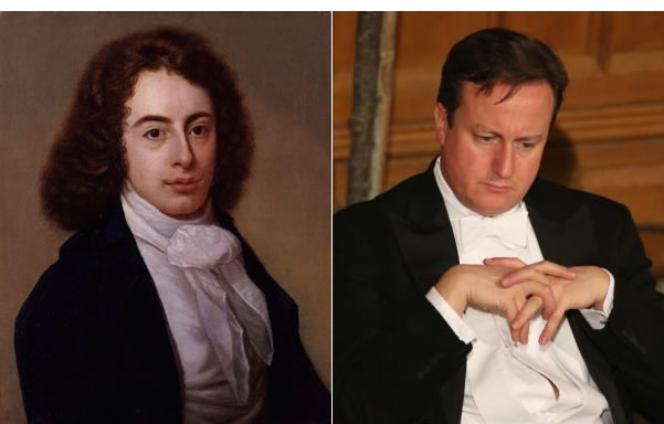 Robert-Southey-David-Cameron