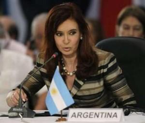 Argentinapresidentfernandezdekirchner
