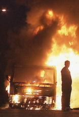 Northern Ireland riot