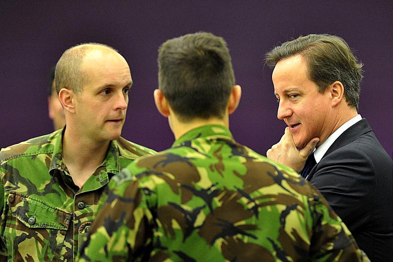 Cameron defence