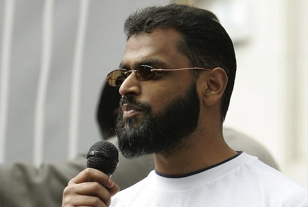 Former Guantanamo Bay detainee Moazzam B