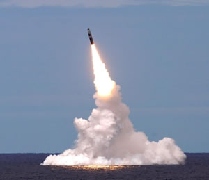 Trident-nuclear-missile