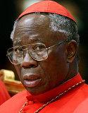 Cardinal Francis Arizne