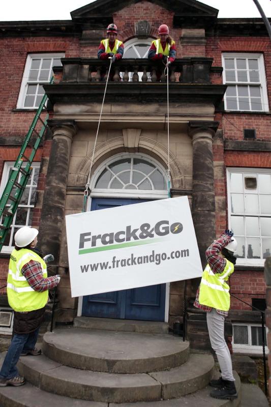 Frack&GO