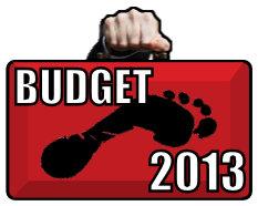 LFF Budget logo 2013