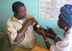Global health workers